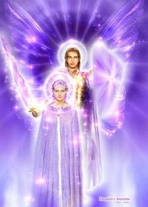 where are ascended masters guides found near body